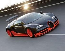 Bộ sưu tập hình nền Bugatti Veyron - Giấc mơ của tín đồ tốc độ
