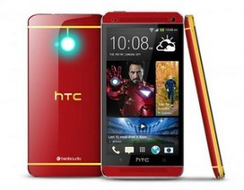 """HTC nhờ """"người sắt"""" làm hình ảnh đại diện cho công ty"""