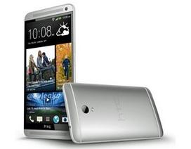Rò rỉ ảnh chính thức smartphone cỡ lớn One Max của HTC