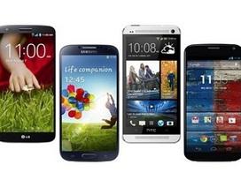 So sánh cấu hình LG G2 với loạt smartphone nổi bật nhất hiện nay