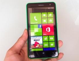 Microsoft tung ra bản cập nhật Denim dành cho Lumia 625