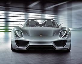 Porsche xuất xưởng chiếc 918 Spyder cuối cùng