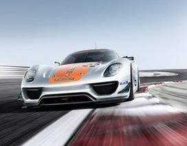 """Bộ sưu tập hình nền siêu xe """"lai"""" Porsche 918"""