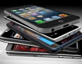 Lần đầu tiên doanh số smartphone vượt mặt điện thoại cơ bản