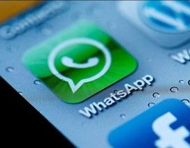 WhatsApp thêm chức năng gửi tin nhắn thoại, đạt trên 300 triệu người dùng