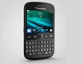 BlackBerry 9720 ra mắt, sử dụng nền tảng OS 7 cũ