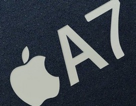 Vi xử lý A7 trên iPhone 5S của Apple vẫn do Samsung sản xuất