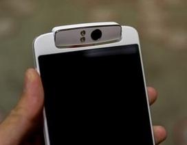 Cận cảnh smartphone với camera xoay độc đáo