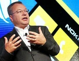 Nokia đàm phán về tiền thưởng của cựu CEO  Stephen Elop