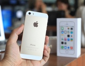 """iPhone 5S bị """"thổi giá"""", iPhone 5C khó gây sốt tại Việt Nam"""