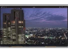 Màn hình máy tính bảng 12-inch 4K đầu tiên được trình làng