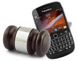 """BlackBerry bị kiện vì """"tâng bốc"""" quá lời về BlackBerry 10"""