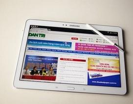 Cận cảnh Galaxy Note 10.1 phiên bản 2014 chính hãng tại Việt Nam