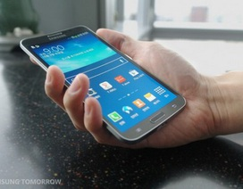 Đánh giá điện thoại cong Samsung Galaxy Round