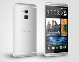 Smartphone cỡ lớn HTC One max về Việt Nam trong tháng 11
