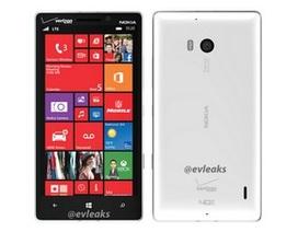 Lộ ảnh chính thức smartphone Lumia 929 mới của Nokia