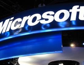 Microsoft đạt doanh thu vượt trội bất chấp thị trường máy tính ảm đạm