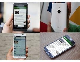 """Những smartphone """"hàng hiệu"""" rớt giá mạnh trong tháng 9"""