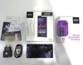 Smartphone chụp ảnh Xperia Z1 bán tại Việt Nam, giá 17 triệu đồng