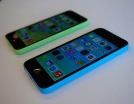Không tạo được ấn tượng, iPhone 5C tiếp tục giảm giá