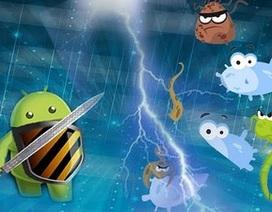 """Android đang là """"mảnh đất màu mỡ"""" cho tin tặc"""