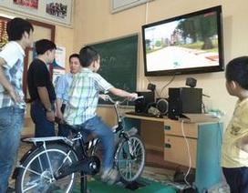 Hệ thống mô phỏng giúp trẻ em vừa chơi vừa học luật giao thông