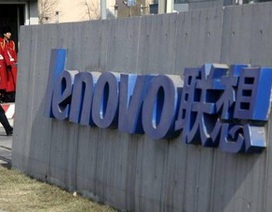 Thị trường ảm đạm, doanh số máy tính của Lenovo vẫn tăng