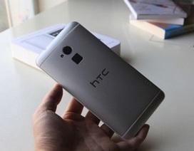 Khám phá HTC One max với cảm biến vân tay tại Việt Nam