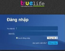 Tự tạo mạng xã hội với TrueLife