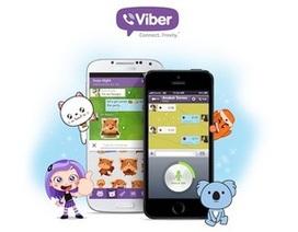 Viber hỗ trợ gửi tin nhắn bằng lời nói và nhiều tính năng mới