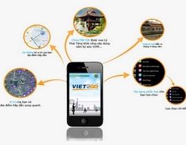 Ứng dụng tương tác thực cho smartphone vào Chung khảo NTĐV 2013