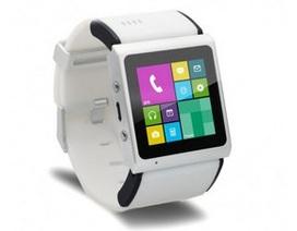 Đồng hồ thông minh chạy Android giao diện Windows Phone ra mắt