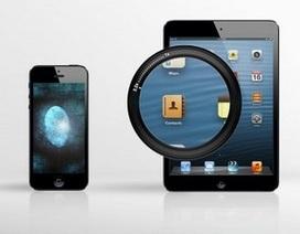 iPad mini Retina cho hiệu suất tương đương iPhone 5S, thấp hơn iPad Air