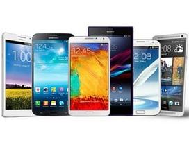 Những xu hướng công nghệ di động nổi bật năm 2013