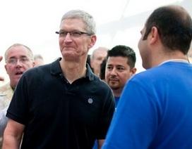 """CEO Apple viết thư cho nhân viên, hé lộ """"kế hoạch lớn"""" năm 2014"""