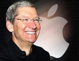 Tim Cook tiết lộ Apple sắp ra mắt sản phẩm hoàn toàn mới