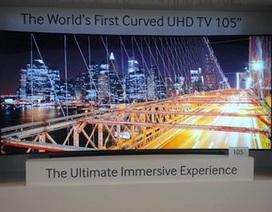 Cận cảnh những sản phẩm đáng chú ý của Samsung tại SEA Forum 2014