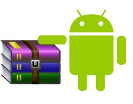 Phần mềm nén file nổi tiếng WinRAR có mặt trên Android