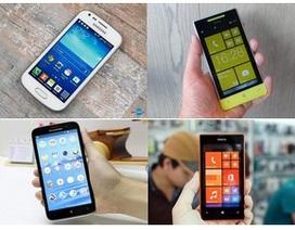 Những smartphone chính hãng giá dưới 4 triệu đồng