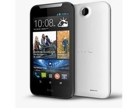HTC trình làng Desire 310, smartphone đầu tiên dùng chip MediaTek