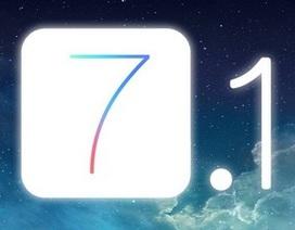 Apple ra mắt iOS 7.1 với nhiều cải tiến và tính năng mới