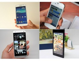 Smartphone giá dưới 10 triệu đồng cho ngày 8/3