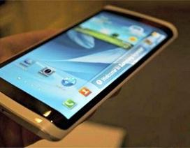 Galaxy Note 4 sẽ được trang bị màn hình cong cảm ứng trên 3 cạnh?