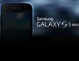 Samsung vô tình làm lộ thông tin phiên bản thu nhỏ của Galaxy S5