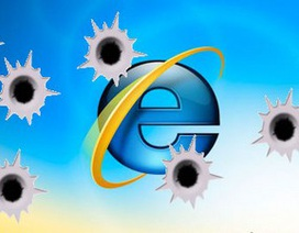 Internet Explorer bị hacker đe dọa vì lỗi bảo mật mới