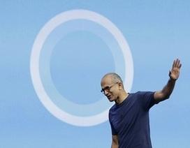 Microsoft trong tuần đầu tiên có CEO mới