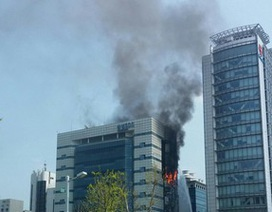 Cháy trung tâm dữ liệu, trang chủ và nhiều dịch vụ của Samsung bị ngưng trệ