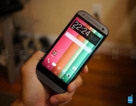 """HTC bất ngờ trình làng """"biến thể thu nhỏ"""" của smartphone One M8"""