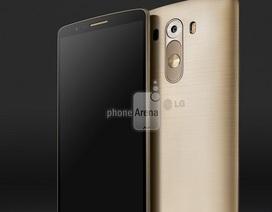 Loạt ảnh chính thức rõ nét của LG G3 bị rò rỉ trước ngày ra mắt