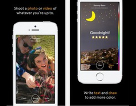 Facebook vô tình làm lộ ứng dụng nhắn tin miễn phí Slingshot, đối thủ của Snapchat